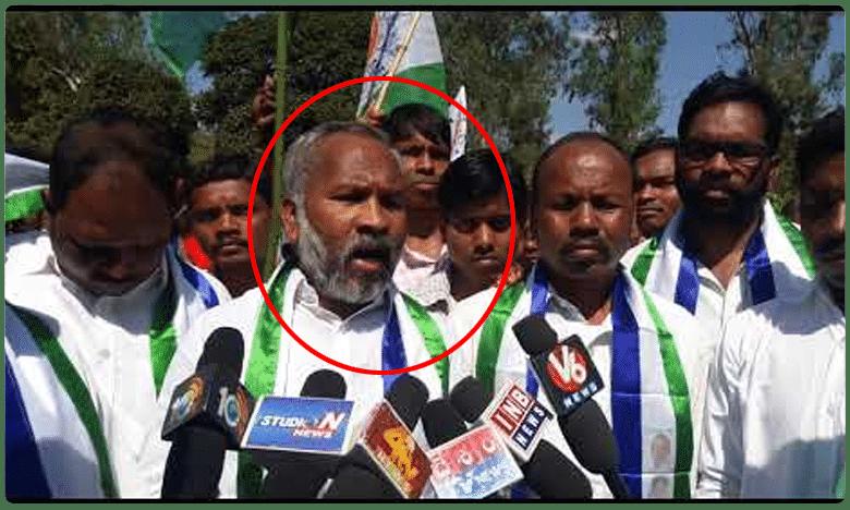 YSRCP Rebel leader Donnu Dora joins TDP