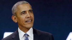 America Former President Barack Obama