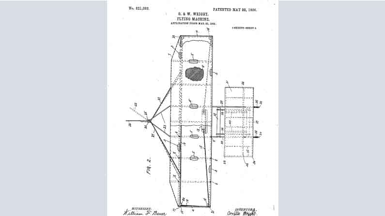 Wright Patent