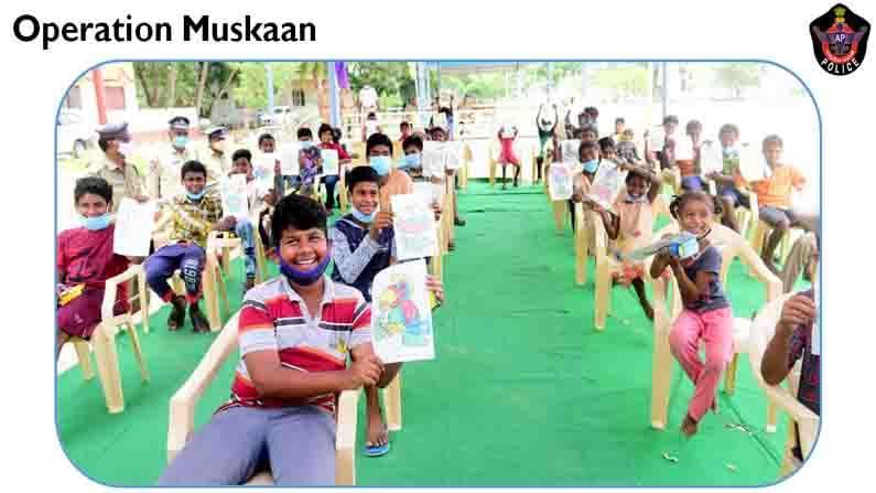 Ap Operation Muskaan 1