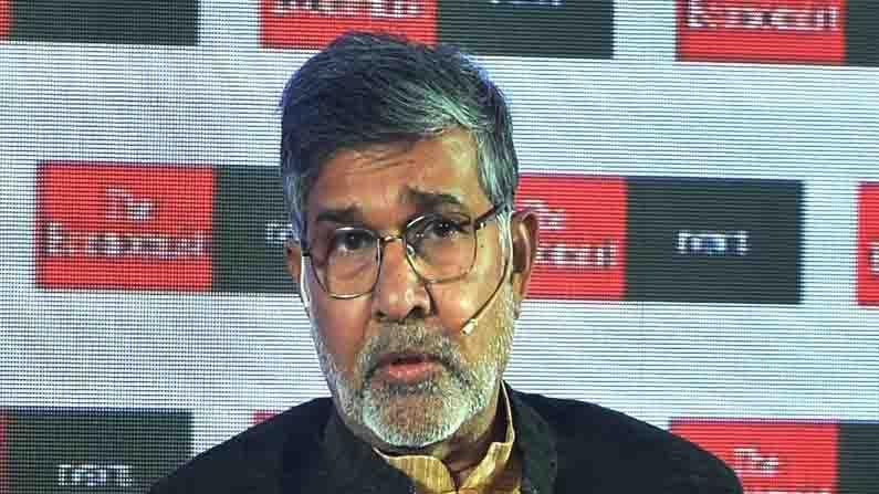 Nobel Laureate And Founder Of Ngo Bachpan Bachao Andolan Kailash Satyarthi