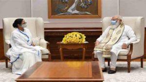 Bengal Cm Mamata Banerjee Meets Pm Narendra Modi