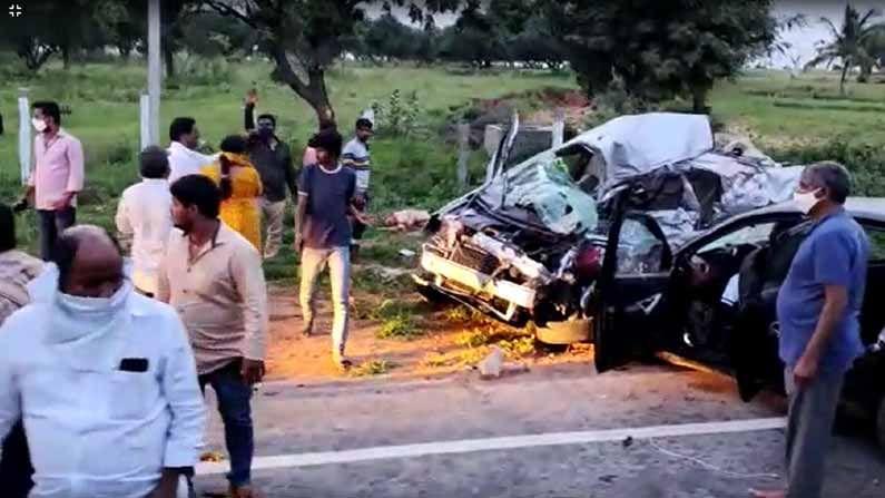 Nagarkurnool Accident