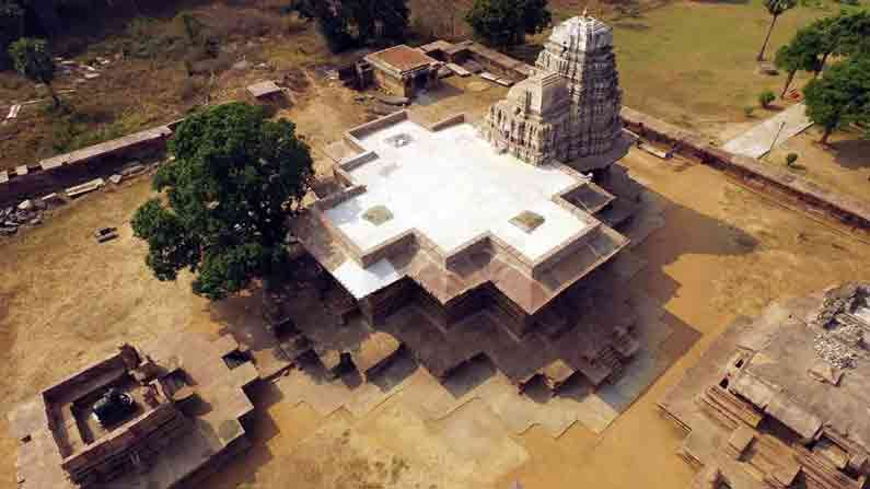 Ramappa Temple Constructed