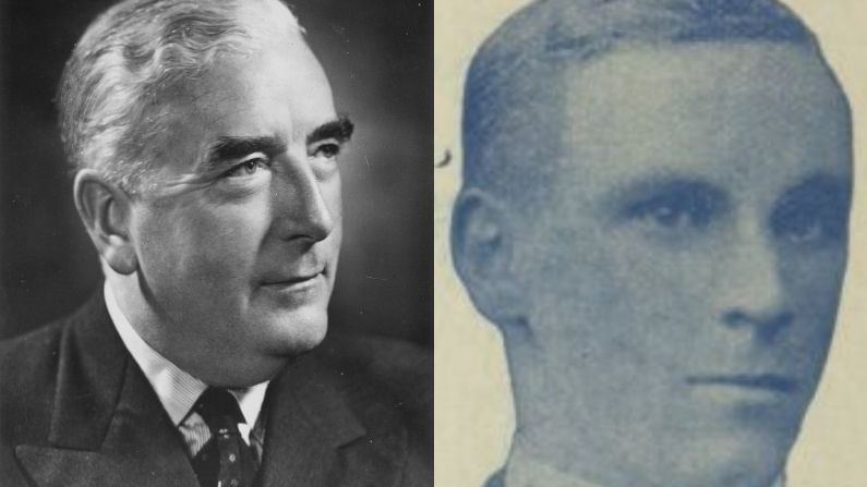 Robert Menzies And Dr Roy Park