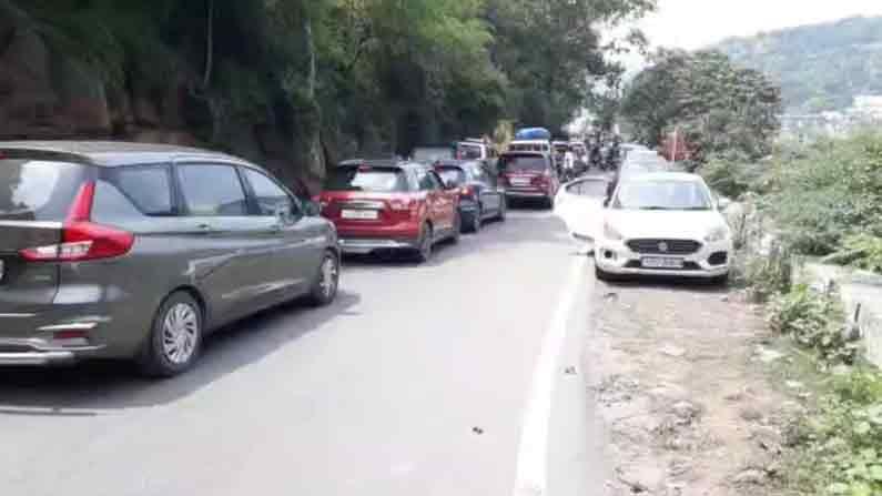 Srisailam Traffic 2