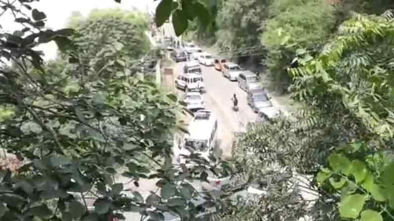 Srisailam Traffic 3