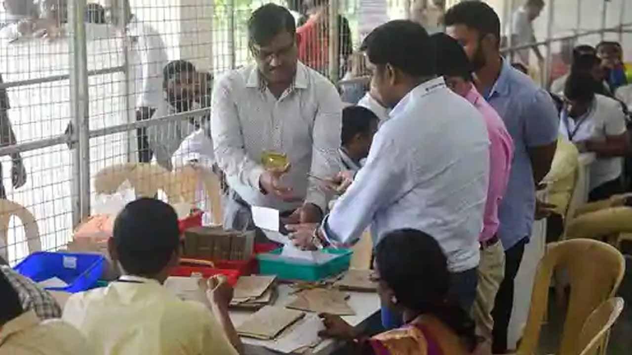 Andhra Pradesh Mptc Zptc Polls