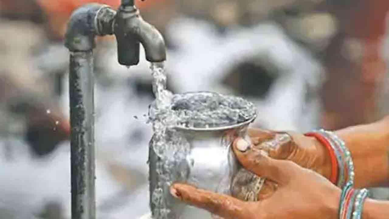Hyderabad Water Supply