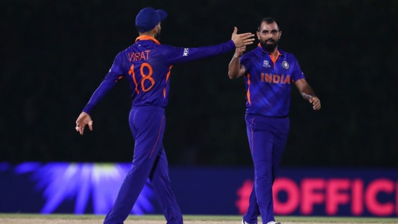 T20 World Cup 2021, Ind Vs Pak, Mohammed Shami